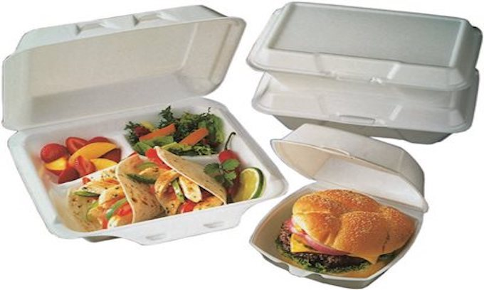 Pushed by students, Baltimore council considers ban on foam food containers