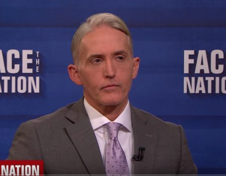 Gowdy breaks with GOP memo, sees no impact on Trump-Russia probe