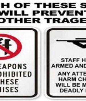 Va. school district unanimously votes: 'Fight guns w/guns'