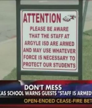 W. Texas students feel safe with armed school staff