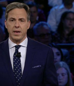 Jake Tapper's Trump-trashing medium for (mis)informing America