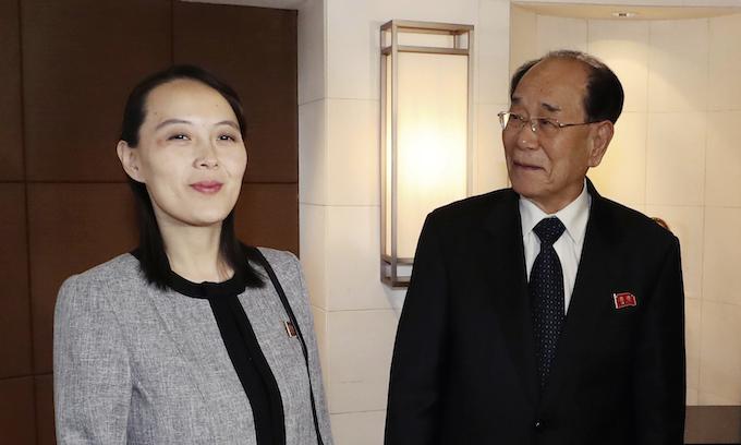 CNN's Bizarre Praise of Kim Jong Un's Sister at the Winter Olympics