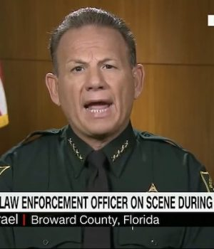 Now that Ron DeSantis will be governor, are Broward Sheriff Scott Israel's days numbered?