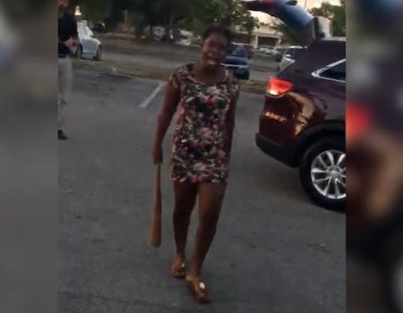 Road Rage: Black women beat white woman with baseball bats