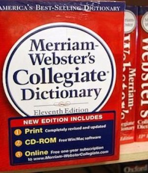 Merriam-Webster adds 'cryptocurrency,' 'antifa' to dictionary
