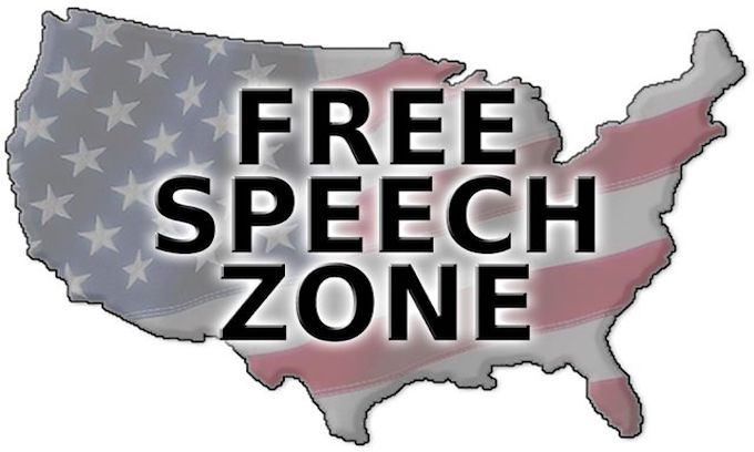Florida lawmakers ban 'free speech zones' on college campuses