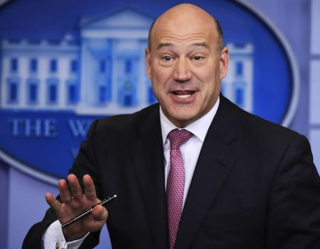 Gary Cohn to resign as Trump economic adviser