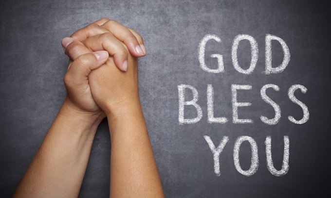 College lists 'God bless you' as a 'microaggression'