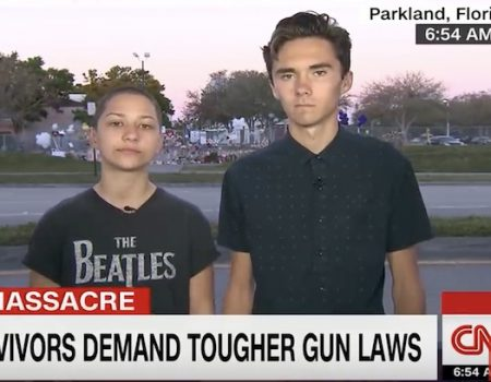 David Hogg, Emma Gonzalez: NRA has been 'basically threatening us'