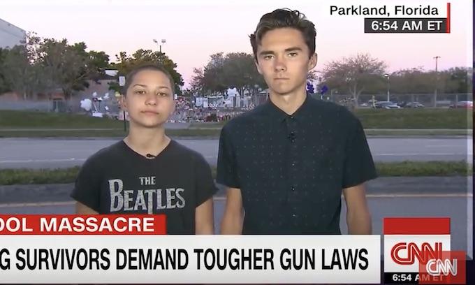 David Hogg, Emma Gonzalez: NRA has been 'basically threatening us'