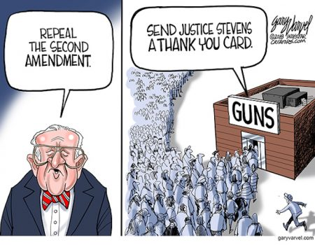 Another Great Gun Salesman!