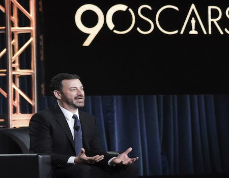Kimmel: Oscar has no penis