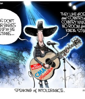 Not your Mama's country music
