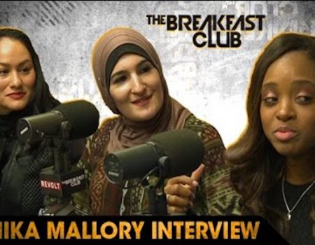 Women's March leaders Tamika Mallory, Linda Sarsour, Carmen Perez slammed over Louis Farrakhan links