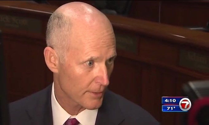 Fraud Alert?  Scott sues Broward, Palm Beach Counties as more votes continue to appear