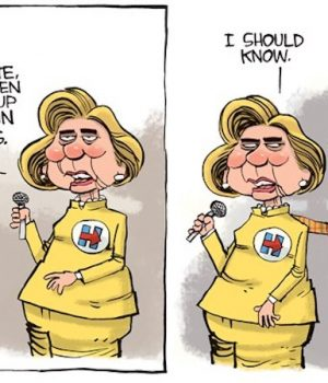 Hillary the Enabler