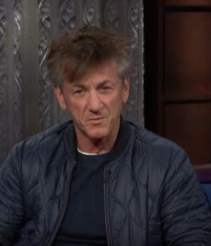 Sean Penn Loses His Marbles