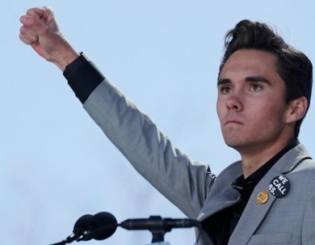 David Hogg turns on 'older' Dems; they 'won't move the f– off the plate and let us take control'