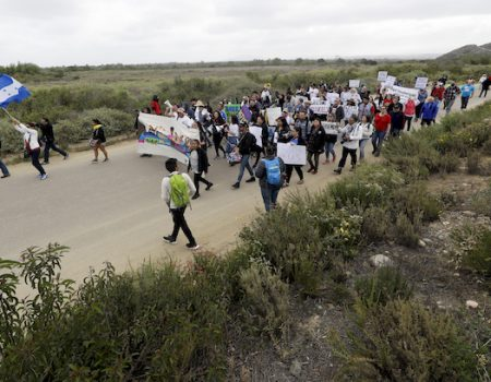 South American caravan swells as it heads to the US border