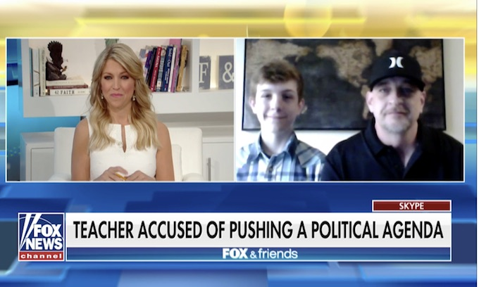 Teacher Bullies Student for using Fox News on Assignment, Claims Fox is 'Fake News'