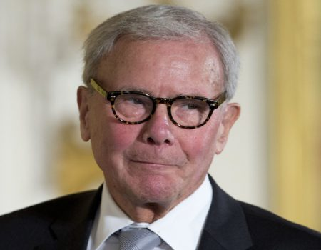 Two women accuse Tom Brokaw of sexual harassment