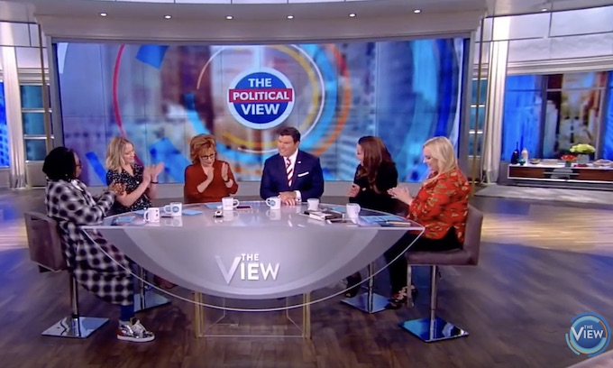 Bret Baier on The View: Fox not a 'mouthpiece' for Trump, but Hannity is a problem