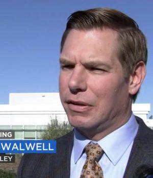 Democrat Eric Swalwell: Nuke the Resisters