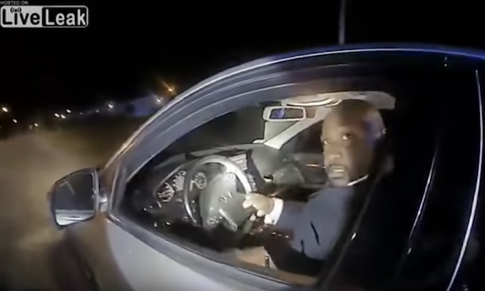 Body cam video contradicts NAACP president's racial profiling claims