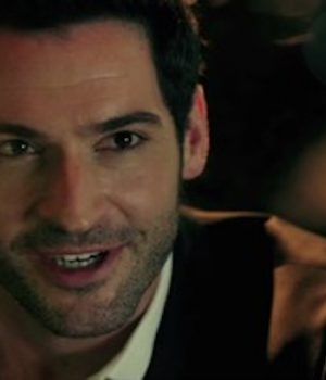 'Lucifer' goes up in smoke