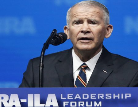 Oliver North leaving Fox News to become next NRA president