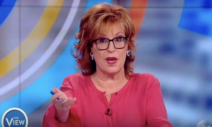 Joy Behar wants you to believe she doesn't wish the president ill
