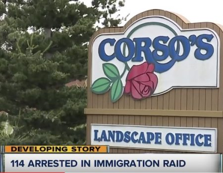 114 arrested in ICE raid at Ohio gardening center
