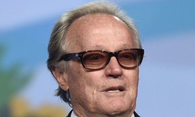 Actor Peter Fonda: Barron Trump should be 'ripped' from Melania, placed in 'cage with pedophiles'