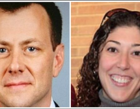 "Damning New Strzok Text to Page: ""The Times is Angry With Us About the WP Scoop"""
