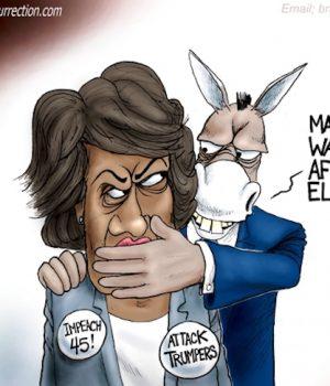 Shut up, Maxine!