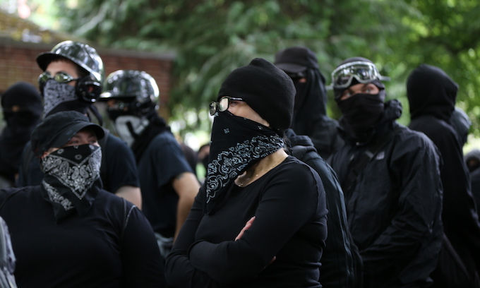 From antifa anarchists to angry liberals, bullies are the norm