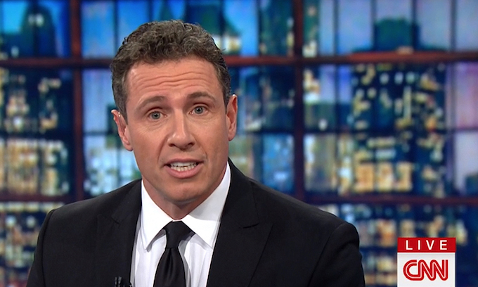 CNN's Cuomo defends Antifa: Those who oppose hate 'are on the side of right'