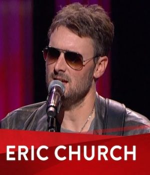 Eric Church blames NRA for Vegas massacre: 'You shouldn't have that kind of power'