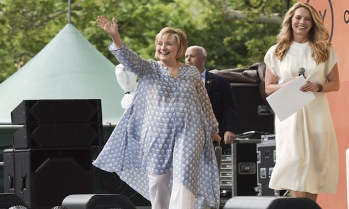 Hillary Clinton for president — again? Seems so, say top Dems