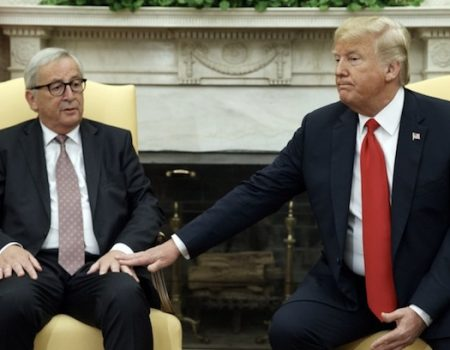 Tariffs: Trump strikes trade deal with EU