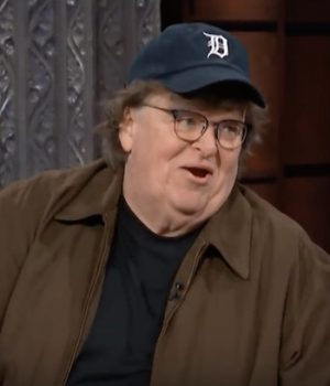 Michael Moore: When are people going to get off the couch and rise up?