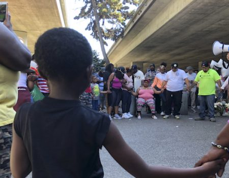 Racial tension threatens to rip apart Bay Area after 'white supremacy' blamed in stabbing death