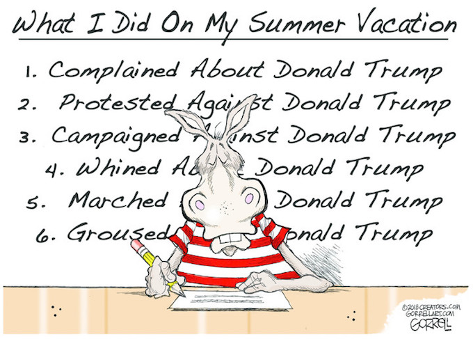 Leftist Vacation!