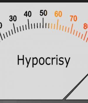 Progressives Flaunt Their Hypocrisy