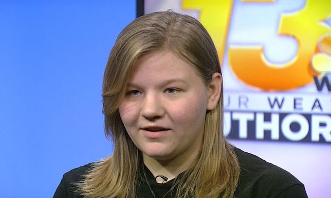 Madison Oster, gun rights student, sues school for discrimination