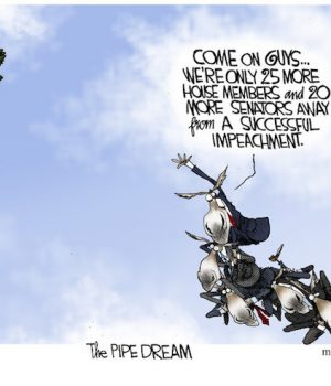 If only they were unicorns instead of jackasses!
