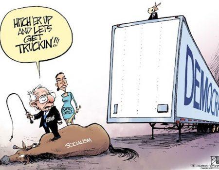 Dead Horse Democrats!