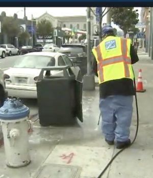 San Francisco forms a poop patrol