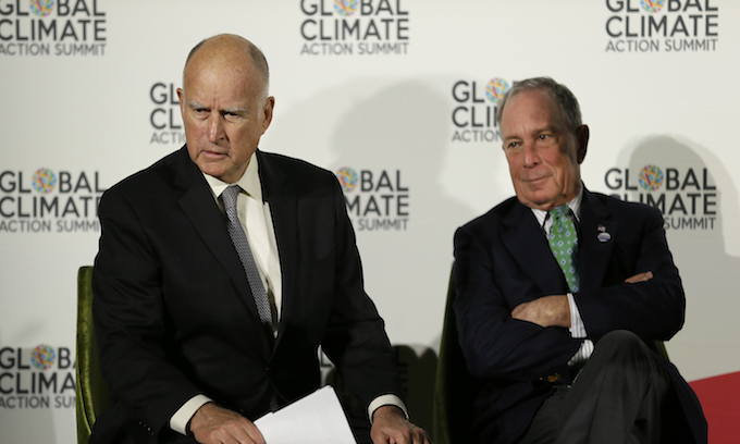 Gov. Moonbeam says California to launch 'own damn satellite' to study climate change