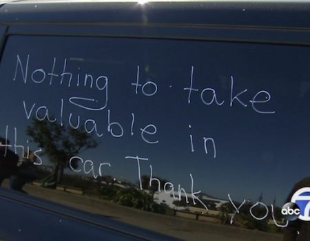 San Francisco residents pleading with thieves to spare their vehicles